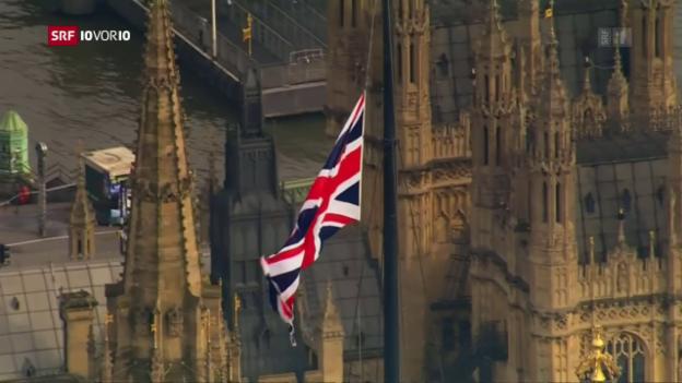 Video «FOKUS: London nach dem Attentat» abspielen