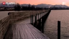 Video «Die Schweiz bauen: Übers Wasser gehen (12/13)» abspielen