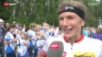 Video «OL-WM: Interview mit Simone Niggli» abspielen