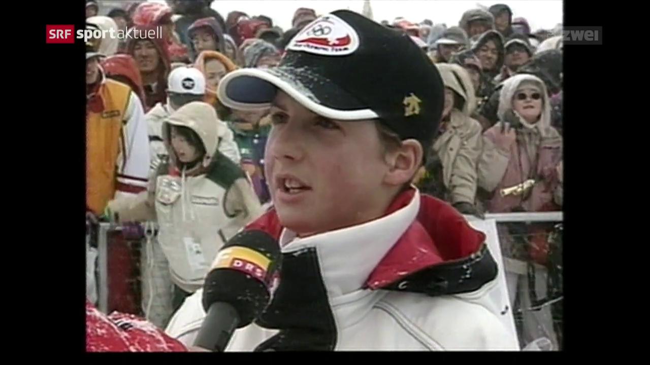 Simon Ammanns Rückblick auf die Olympischen Spiele in Nagano