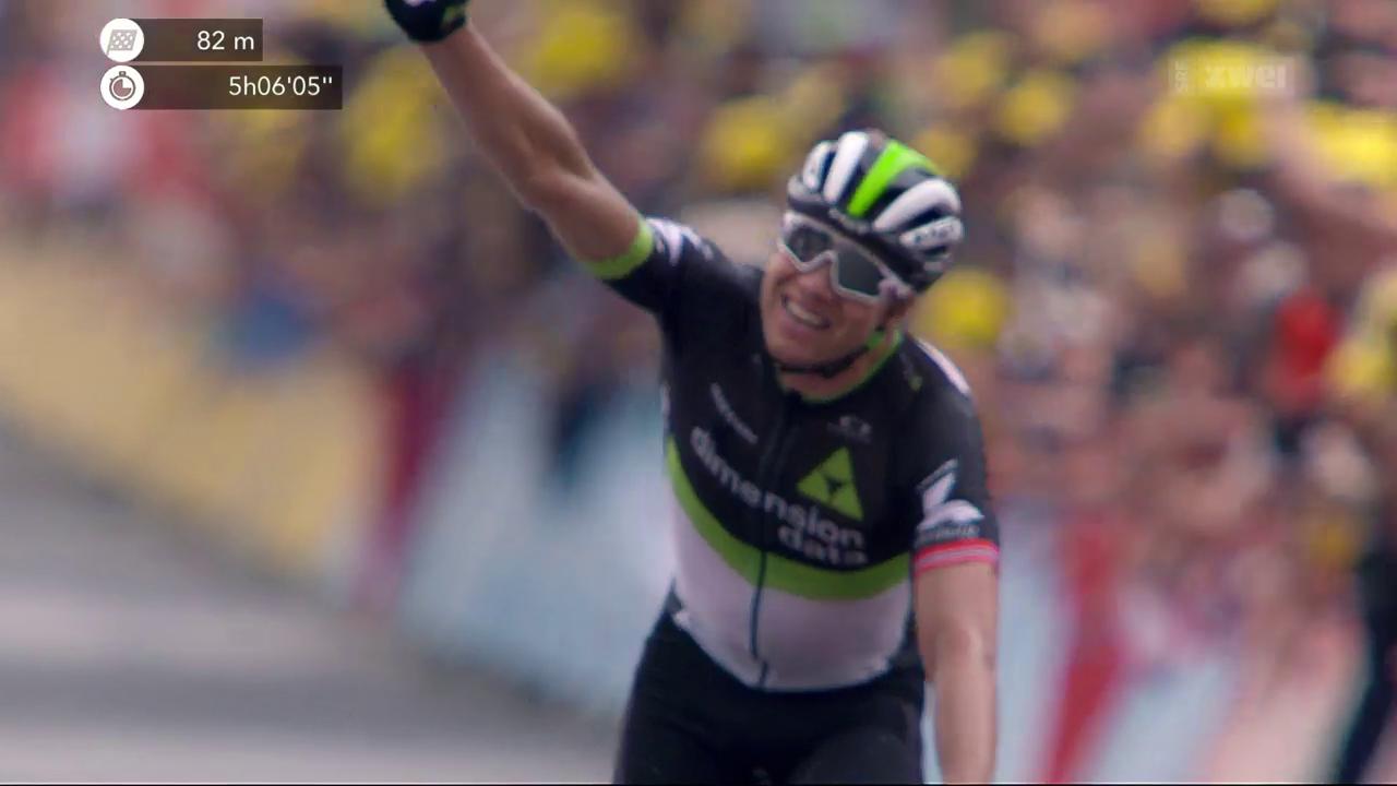 Boasson Hagen gewinnt in der Provence