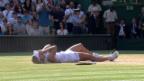 Video «Kerber demontiert Serena Williams» abspielen