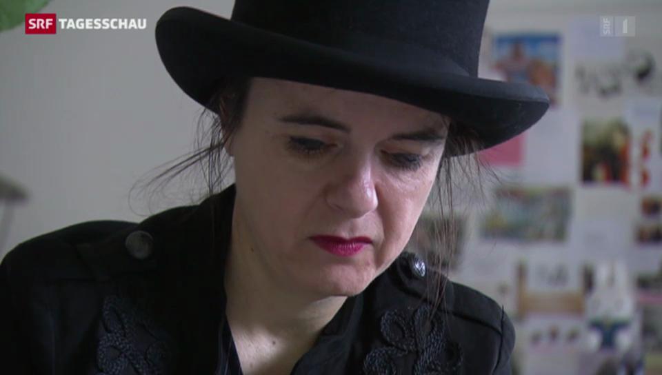 Amélie Nothomb liest in Zürich