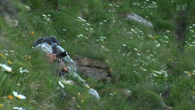 Video ««SRF bi de Lüt – Hüttengeschichten» (2/4)» abspielen