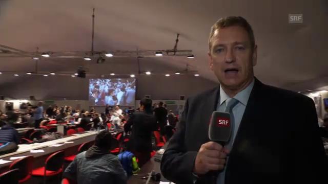 OS 2020: Einschätzung von SRF-Korrespondent Herbert Zimmermann («sportaktuell»)