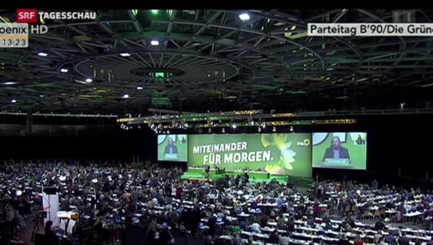 Video «Was die Grünen künftig besser machen wollen» abspielen
