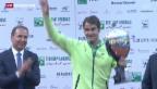 Video «Federer triumphiert in Istanbul» abspielen