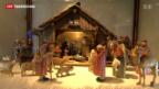 Video «Weihnachtskrippen aus aller Welt» abspielen