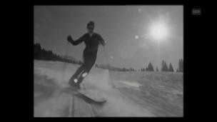 Video «Monoski (1969)» abspielen
