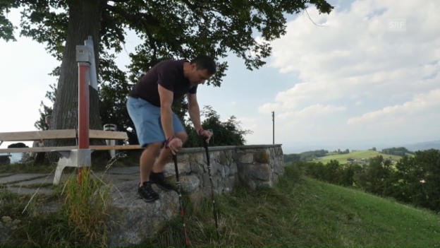 Video «Der richtige Stockeinsatz» abspielen