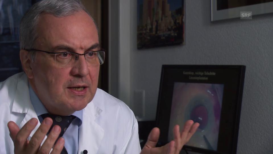 Prof. Jens Funk: Plädoyer für die Brille