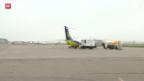 Video «Mehr Einfluss auf dem Flughafen Bern-Belp» abspielen