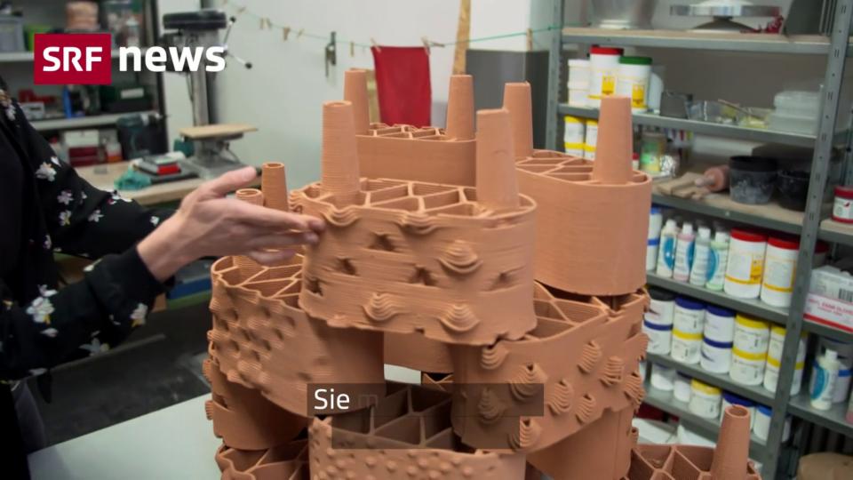 Künstliches Riff mit Terracotta: Ulrike Pfreundt und ihr ETH-Projekt