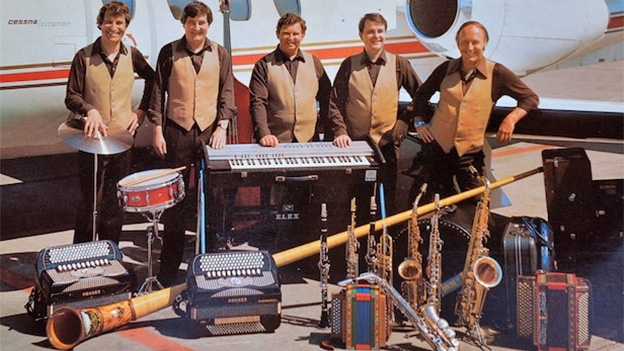 Kostproben und Interviews vom Ländlermusikfest (1971)