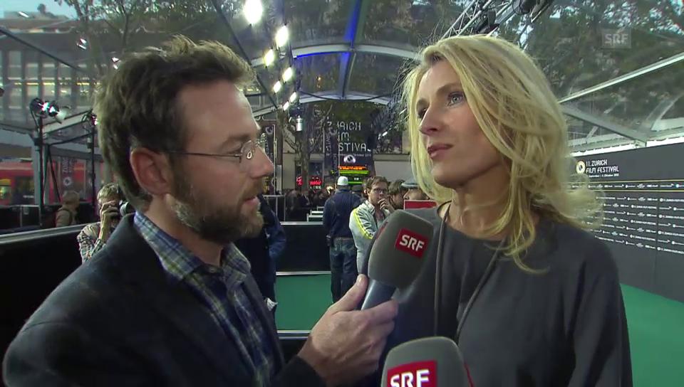 Nik Hartmann und Maria Furtwängler