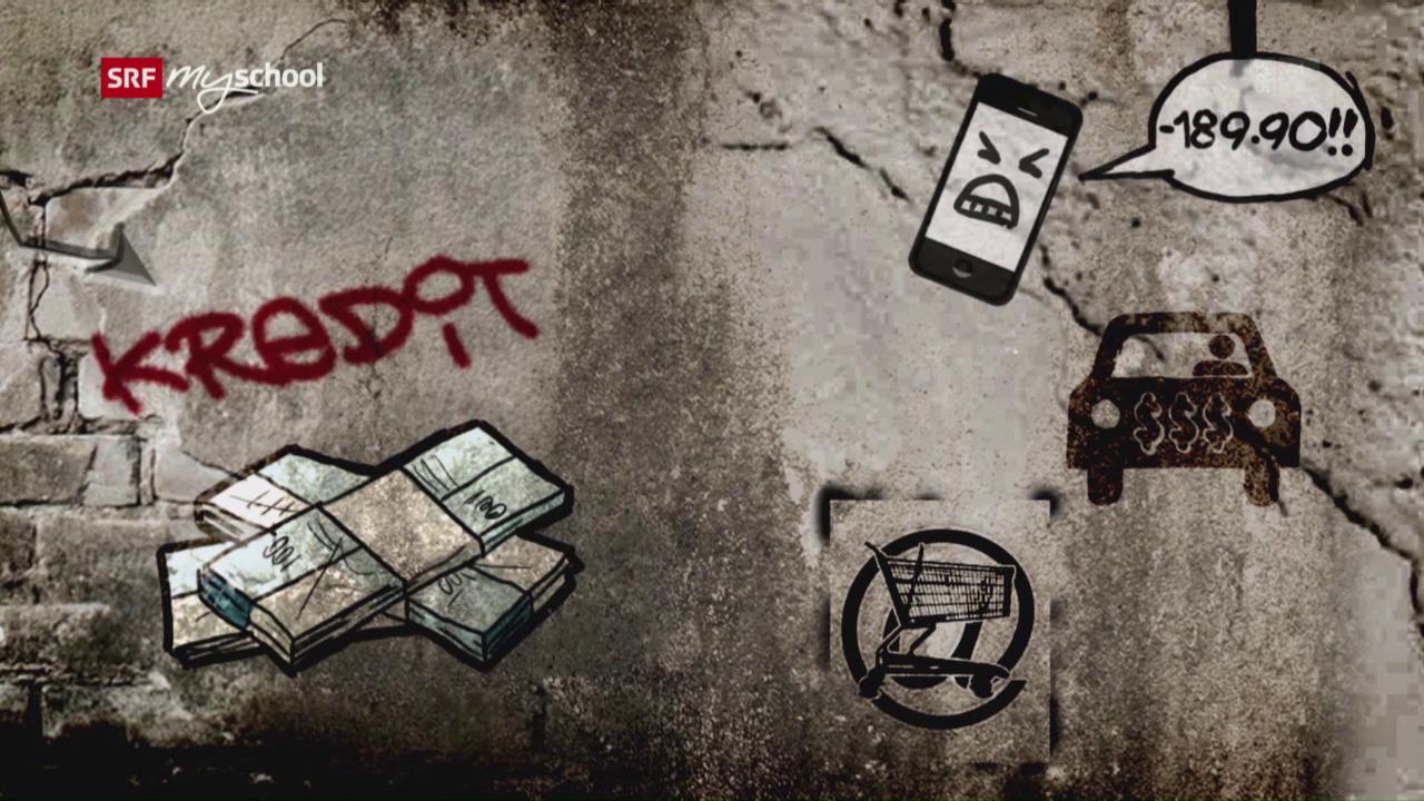 Die wichtigsten Schuldenarten