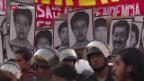 Video «Demos gegen Begnadigung von Fujimori» abspielen