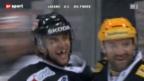 Video «Eishockey: Lugano - SCL Tigers» abspielen