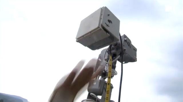Neuer Hightech-Radar gegen Temposünder