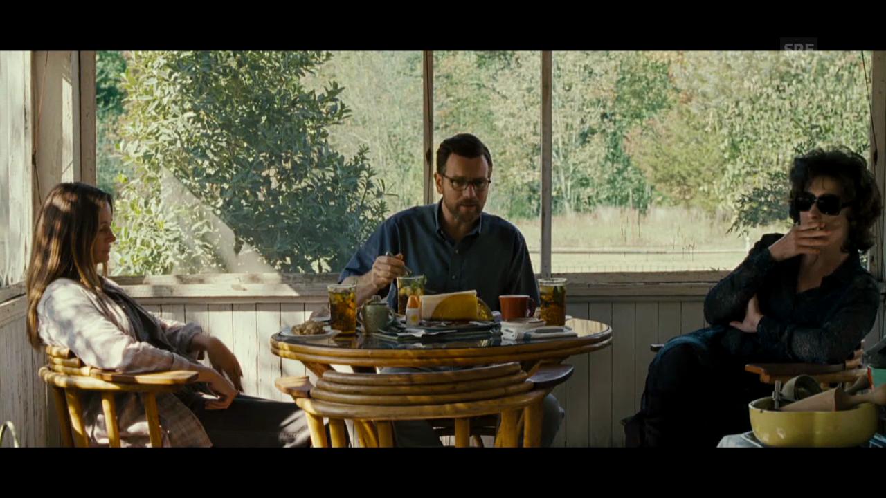 Filmbesprechung zu «August: Osage County»
