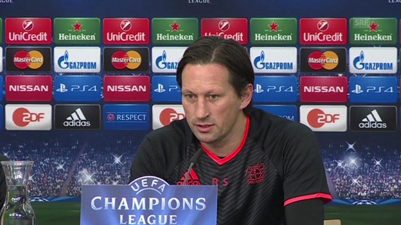 Schmidt: «Monaco defensiv stark»