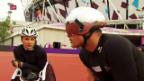 Video «Para-WM: Die Hoffnungen ruhen auf Hug und Schär» abspielen