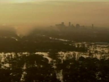 "Verheerender Hurrikan ""Katrina"""