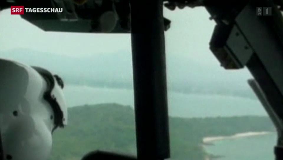 Zusätzliche Spezialisten auf den Spuren des Flugs MH370