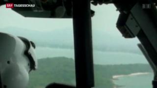 Video «Zusätzliche Spezialisten auf den Spuren des Flugs MH370» abspielen