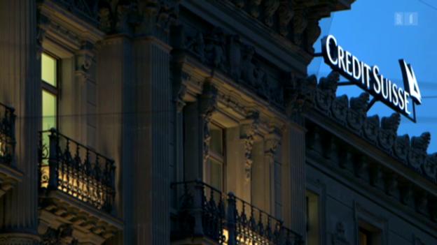 Video «Die Herausforderungen der Credit Suisse» abspielen