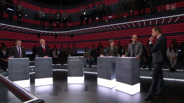 Video «IS - Gefahr für die Schweiz?» abspielen