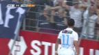 Video «Der FC Zürich siegt in Schaffhausen» abspielen