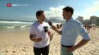 Video «Vor Olympia: Delegationsleiter Stöckli über den Stand der Dinge» abspielen