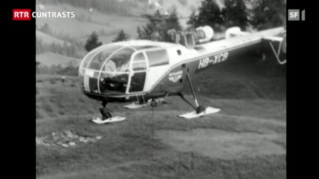 Laschar ir video ««Sas anc?» – Il mil sgulond: Co ch'il mil è vegnì remplazzà dal helicopter»