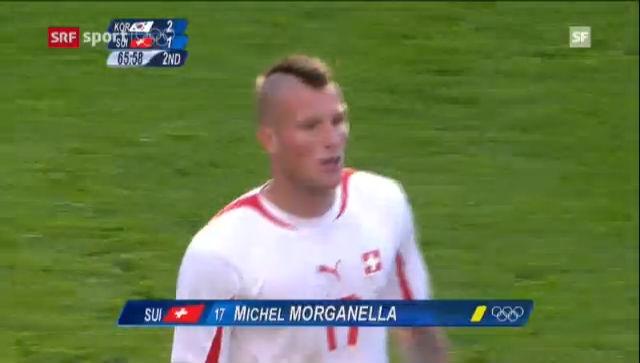 Fussball: Eklat um Michel Morganella