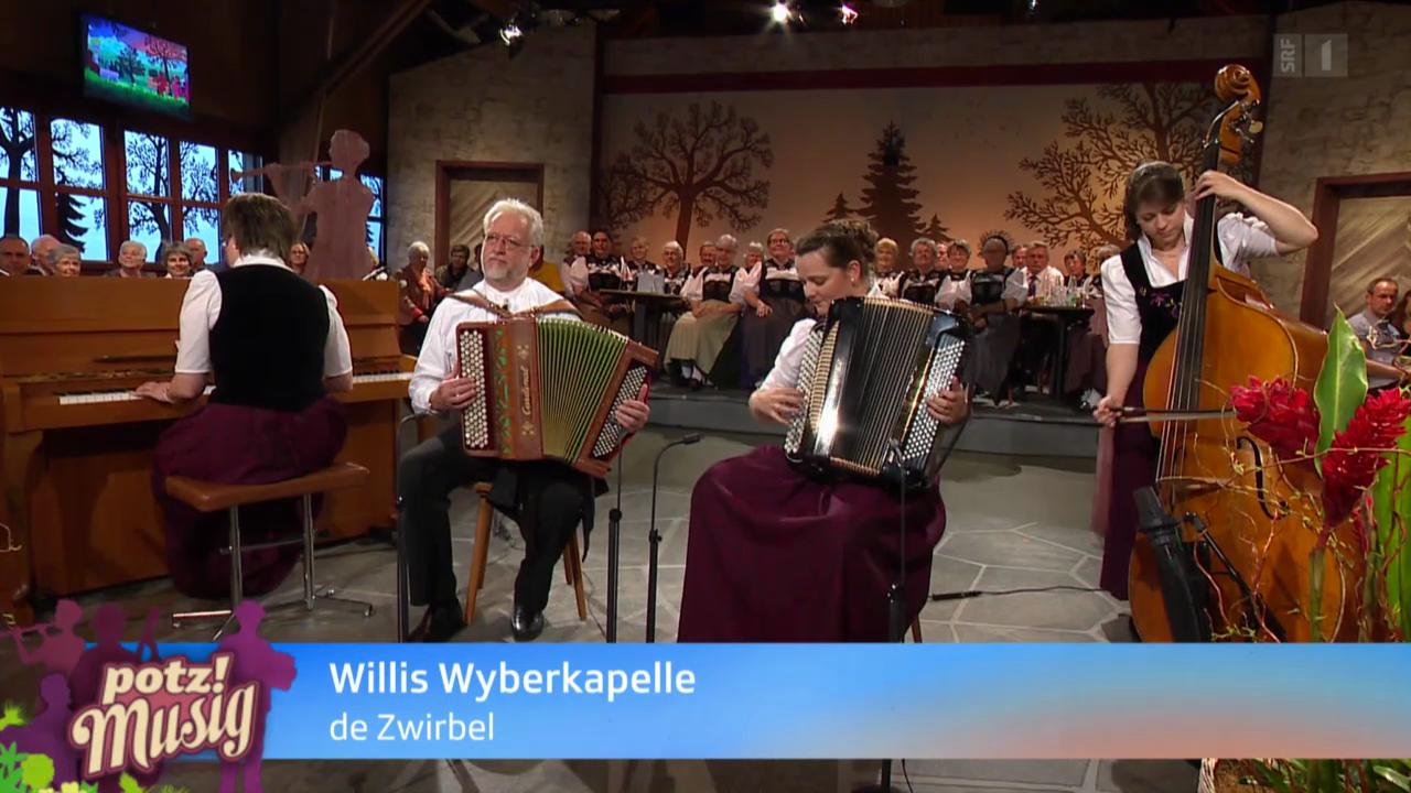 Willis Wyberkapelle, De Zwirbel