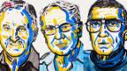 Video «Chemie-Nobelpreis geht an drei Erbgut-Forscher» abspielen
