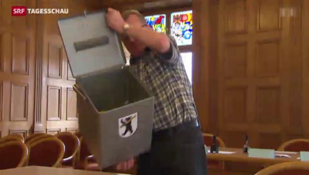 Video «Appenzell: Wahlen mit neuer Sitzverteilung» abspielen