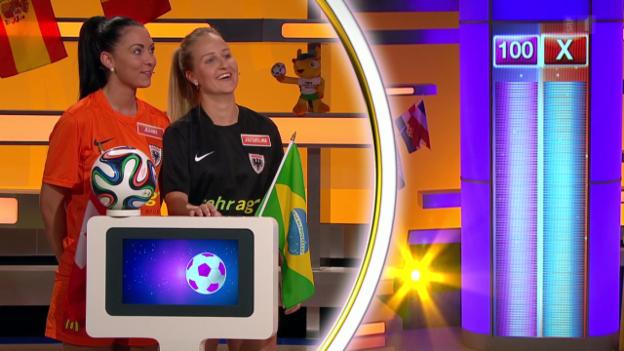 Video «Frauenpower auf der Fernsehbühne» abspielen