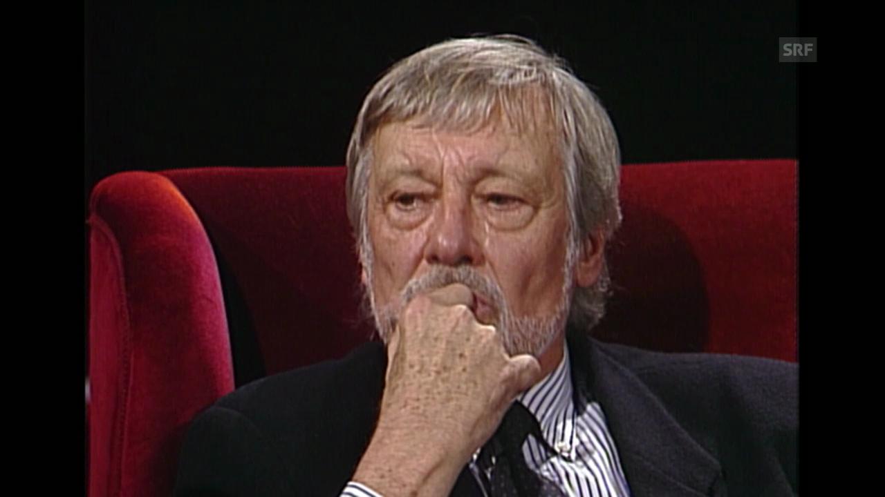 Ein Gespräch mit Dietmar Schönherr (Fundus vom 1.12.1992)