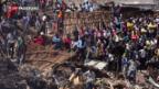 Video «Tote bei Müll-Lawine in Äthiopien» abspielen