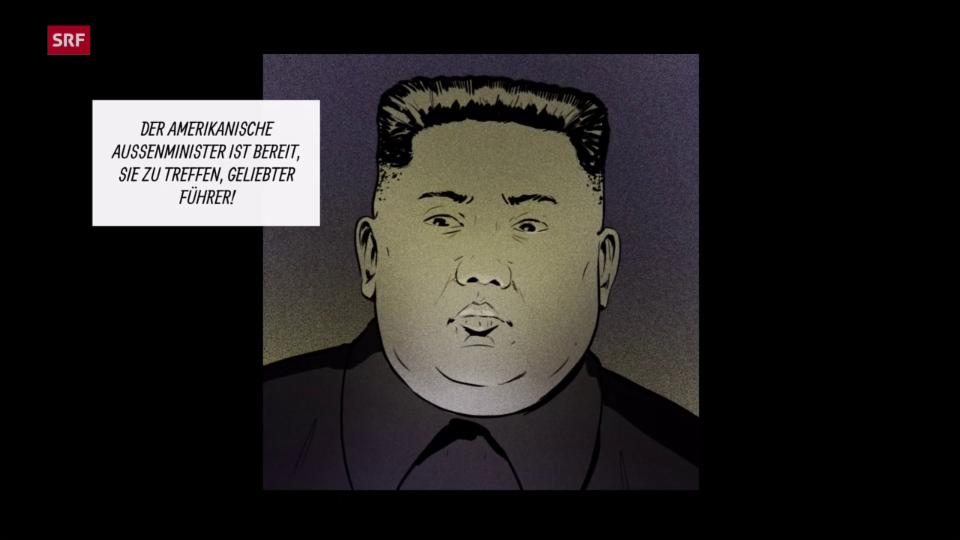 Kim Jong-un und sein Arsenal an Atomwaffen