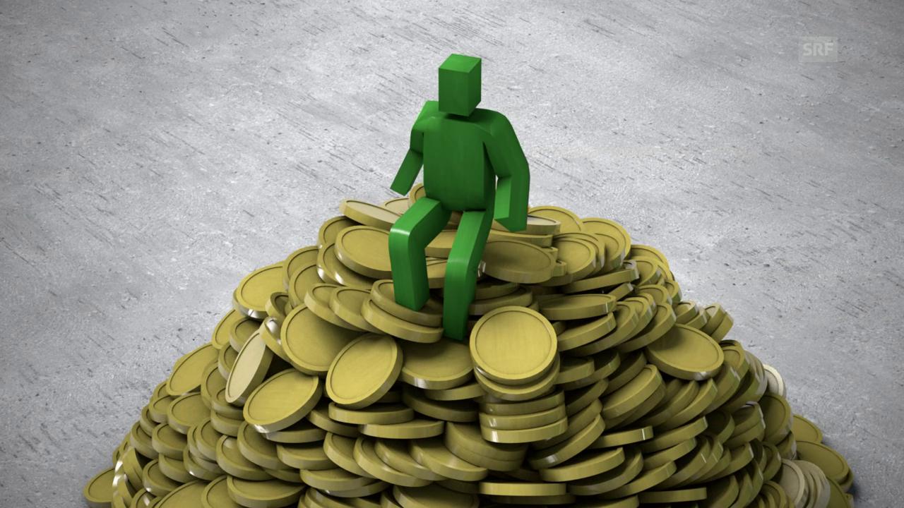 Vermögen sind heute weltweit extrem ungleich verteilt