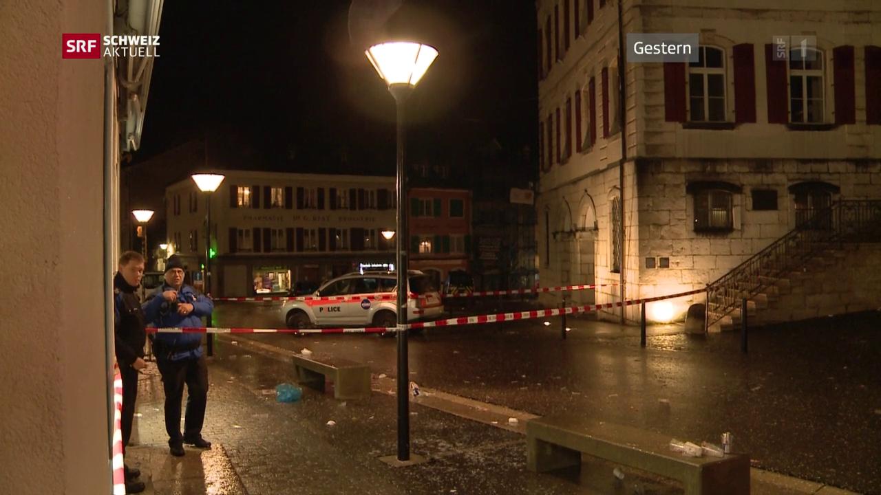 Polizei sucht Bombendroher