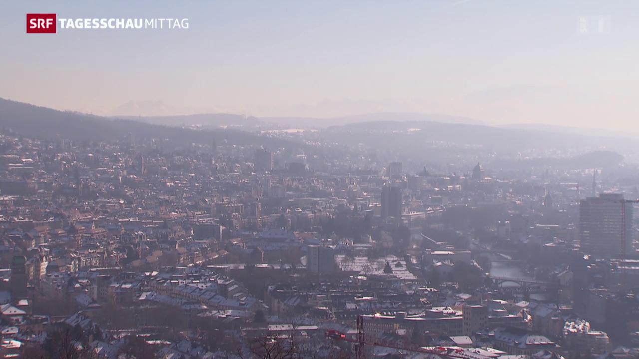 Umfrage zu einem Bistum Zürich