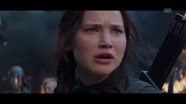 Video «Filmkritik: «The Hunger Games: Mockingjay Part 1»» abspielen