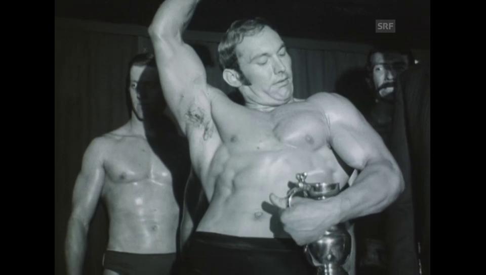"""Schweizer Filmwochenschau """"Apollo Helveticus """" vom 8.12.1967"""