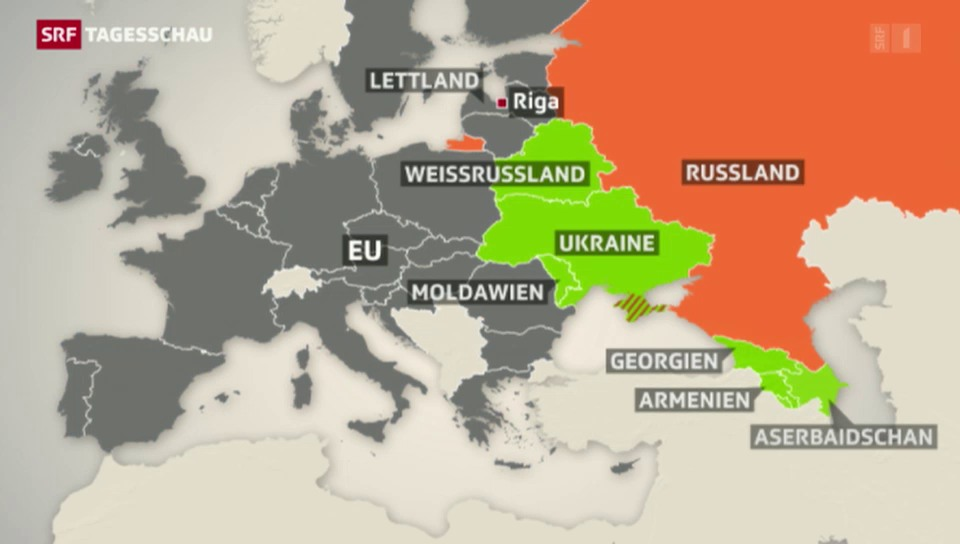 Der EU-Ostgipfel in Riga