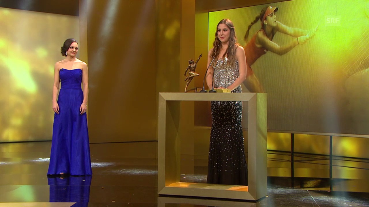 «Sports Awards»: Bencic ist Newcomerin des Jahres