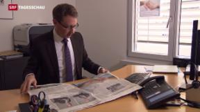 Video «Schweizer Sterbehilfe-Organisation befürchtet Signalwirkung» abspielen
